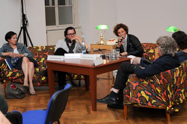 Dagmar Streicher / drehbuch trifft Literatur